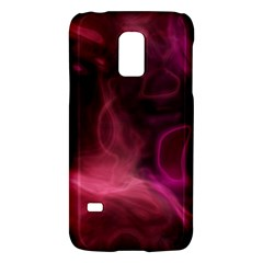 Pink Red Texture                                                                                             			samsung Galaxy S5 Mini Hardshell Case by LalyLauraFLM
