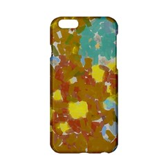 Paint Strokes                                                                                              			apple Iphone 6/6s Hardshell Case by LalyLauraFLM