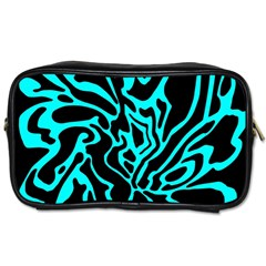Cyan Decor Toiletries Bags