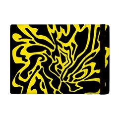 Black And Yellow Ipad Mini 2 Flip Cases