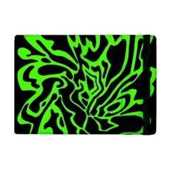 Green And Black Ipad Mini 2 Flip Cases