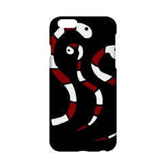 Red Snakes Apple Iphone 6/6s Hardshell Case