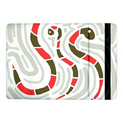 Snakes Family Samsung Galaxy Tab Pro 10 1  Flip Case by Valentinaart