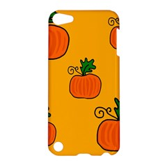 Thanksgiving Pumpkins Pattern Apple Ipod Touch 5 Hardshell Case by Valentinaart