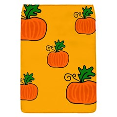 Thanksgiving Pumpkins Pattern Flap Covers (s)  by Valentinaart