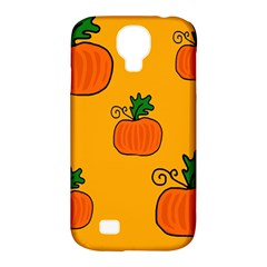 Thanksgiving Pumpkins Pattern Samsung Galaxy S4 Classic Hardshell Case (pc+silicone)