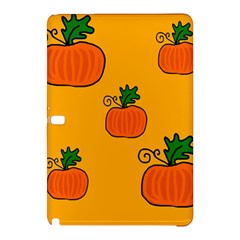 Thanksgiving Pumpkins Pattern Samsung Galaxy Tab Pro 10 1 Hardshell Case by Valentinaart