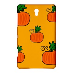 Thanksgiving Pumpkins Pattern Samsung Galaxy Tab S (8 4 ) Hardshell Case  by Valentinaart