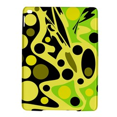 Green Abstract Art Ipad Air 2 Hardshell Cases