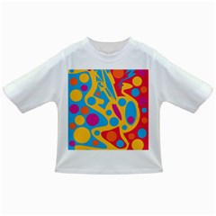 Colorful Decor Infant/toddler T Shirts by Valentinaart