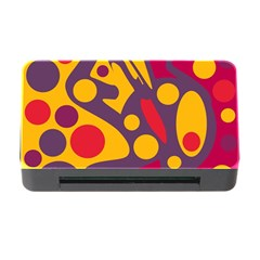 Colorful Chaos Memory Card Reader With Cf by Valentinaart