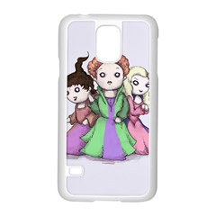 Hocus Pocus Plush Samsung Galaxy S5 Case (white) by lvbart