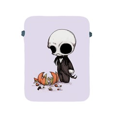 Smashing Pumpkin King  Apple Ipad 2/3/4 Protective Soft Cases by lvbart