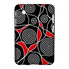 Hypnotic Design Samsung Galaxy Tab 2 (7 ) P3100 Hardshell Case