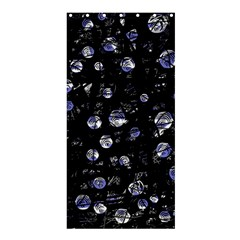 Blue Soul Shower Curtain 36  X 72  (stall)  by Valentinaart