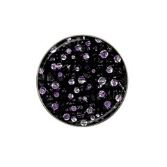Purple Soul Hat Clip Ball Marker (10 Pack) by Valentinaart