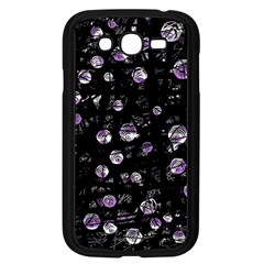 Purple Soul Samsung Galaxy Grand Duos I9082 Case (black) by Valentinaart