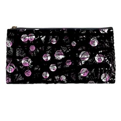 Purple Soul Pencil Cases by Valentinaart