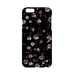 Purple Soul Apple Iphone 6/6s Hardshell Case by Valentinaart