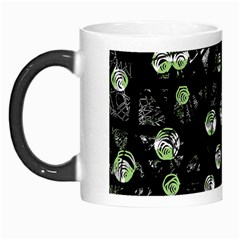 Green Soul  Morph Mugs by Valentinaart