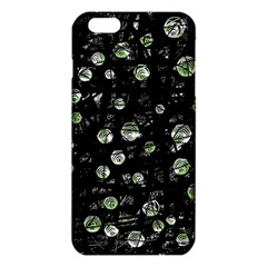 Green Soul  Iphone 6 Plus/6s Plus Tpu Case by Valentinaart