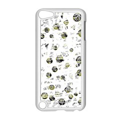 White And Yellow Soul Apple Ipod Touch 5 Case (white)