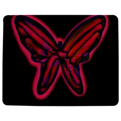 Red Butterfly Jigsaw Puzzle Photo Stand (rectangular) by Valentinaart