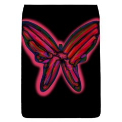 Red Butterfly Flap Covers (l)  by Valentinaart
