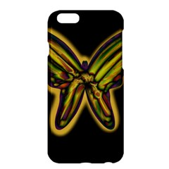 Night Butterfly Apple Iphone 6 Plus/6s Plus Hardshell Case by Valentinaart