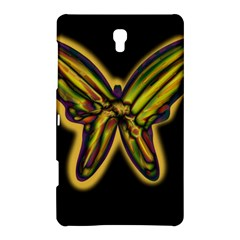Night Butterfly Samsung Galaxy Tab S (8 4 ) Hardshell Case  by Valentinaart