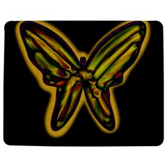 Night Butterfly Jigsaw Puzzle Photo Stand (rectangular) by Valentinaart