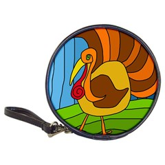 Thanksgiving Turkey  Classic 20 Cd Wallets by Valentinaart