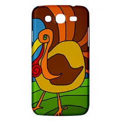 Thanksgiving Turkey  Samsung Galaxy Mega 5 8 I9152 Hardshell Case  by Valentinaart