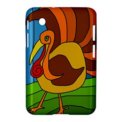 Thanksgiving Turkey  Samsung Galaxy Tab 2 (7 ) P3100 Hardshell Case