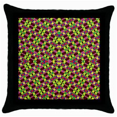 Star Ship Creation Throw Pillow Case (black) by MRTACPANS