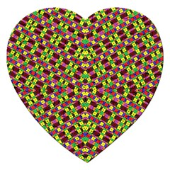 Planet Light Jigsaw Puzzle (heart) by MRTACPANS