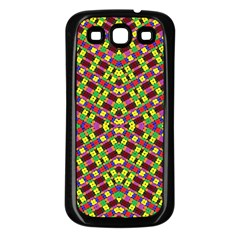 Planet Light Samsung Galaxy S3 Back Case (black) by MRTACPANS