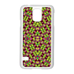 Planet Light Samsung Galaxy S5 Case (white) by MRTACPANS