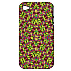 Planet Light Apple Iphone 4/4s Hardshell Case (pc+silicone) by MRTACPANS