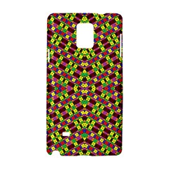 Planet Light Samsung Galaxy Note 4 Hardshell Case by MRTACPANS