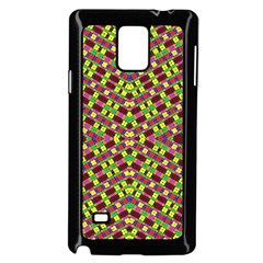 Planet Light Samsung Galaxy Note 4 Case (black) by MRTACPANS
