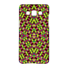 Planet Light Samsung Galaxy A5 Hardshell Case  by MRTACPANS