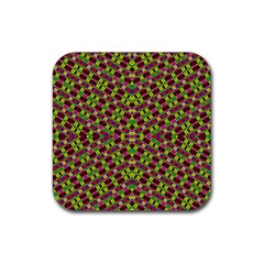 Tishrei King Four I Rubber Coaster (square)  by MRTACPANS