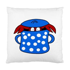Cooking Lobster Standard Cushion Case (one Side) by Valentinaart