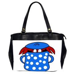 Cooking Lobster Office Handbags (2 Sides)  by Valentinaart