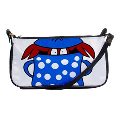 Cooking Lobster Shoulder Clutch Bags by Valentinaart