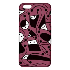 Playful Abstraction Iphone 6 Plus/6s Plus Tpu Case by Valentinaart