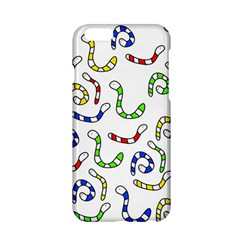 Colorful Worms  Apple Iphone 6/6s Hardshell Case