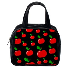 Red Apples  Classic Handbags (one Side) by Valentinaart