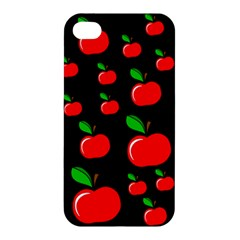 Red Apples  Apple Iphone 4/4s Hardshell Case